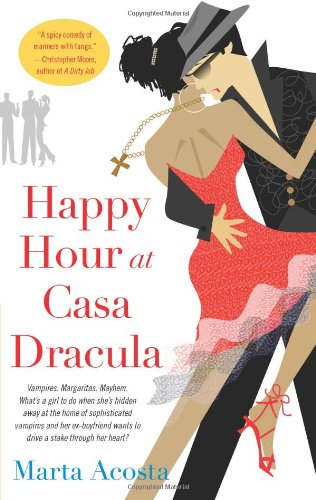 Happy Hour at Casa Dracula (A Paranormal Romance)