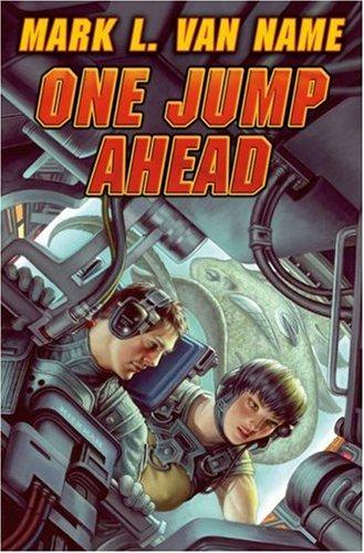 One Jump Ahead (Jon & Lobo): Van Name, Mark L.