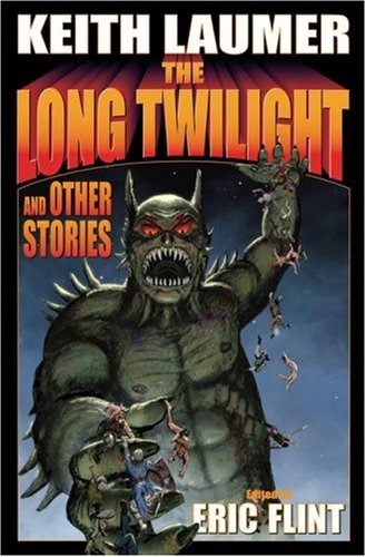 The Long Twilight: and Other Stories: **Signed**: Laumer, Keith; Flint,