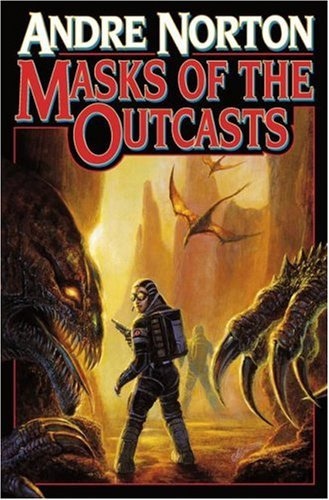 9781416521389: Masks of the Outcasts