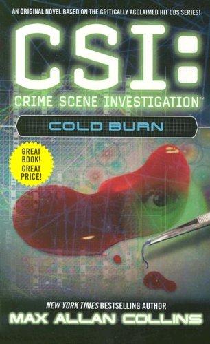 9781416521778: Csi: Crime Scene Investigation: Cold Burn