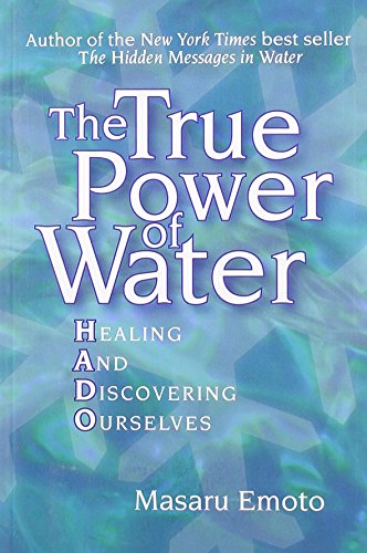 9781416522171: The True Power of Water