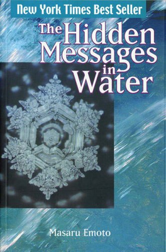9781416522195: The Hidden Messages in Water