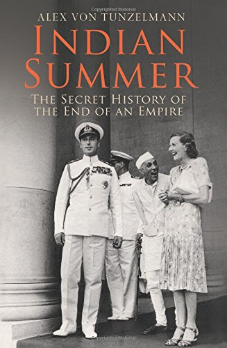 9781416522256: Indian Summer: The Secret History of the End of an Empire