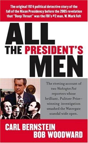 9781416522911: All the President's Men
