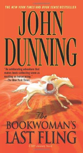 9781416523390: The Bookwoman's Last Fling (Cliff Janeway Novels)