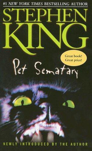9781416524342: Pet Sematary
