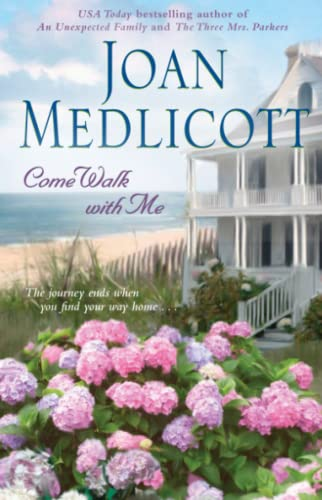 Come Walk with Me: Medlicott, Joan