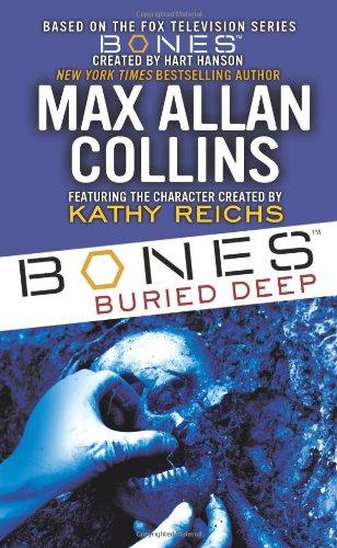 9781416524618: Bones: Buried Deep