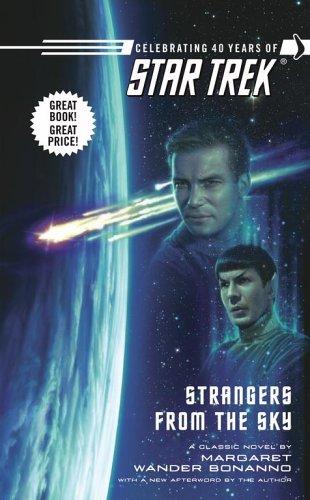 9781416524632: Strangers From the Sky (Star Trek (Unnumbered Paperback))