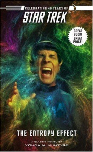 9781416524649: The Entropy Effect (Star Trek: the Original Series)