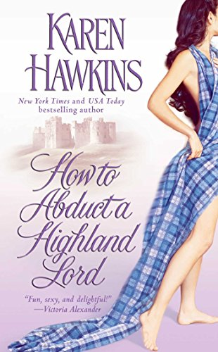 9781416525035: How to Abduct a Highland Lord (The MacLean Curse Series)