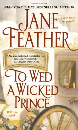 9781416525523: To Wed a Wicked Prince