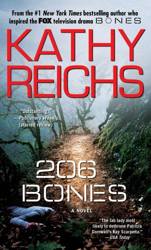 9781416525677: 206 Bones: A Novel (A Temperance Brennan Novel)