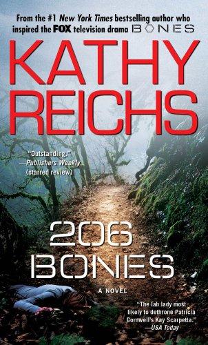 9781416525677: 206 Bones: A Novel (A Temperance Brennan Novel)