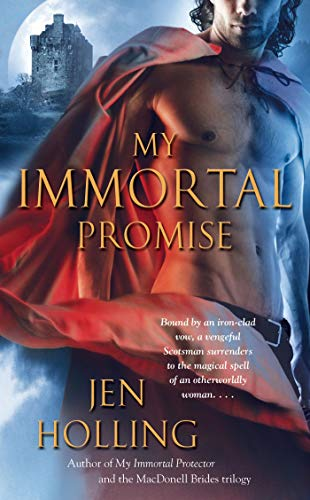 9781416525868: My Immortal Promise