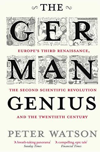 9781416526155: The German Genius