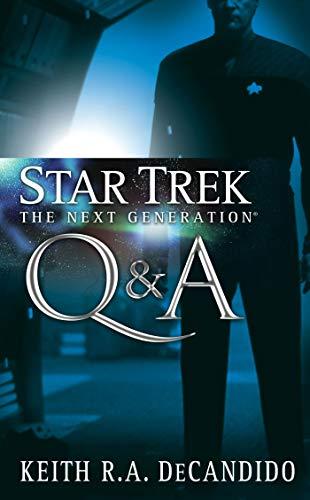 Star Trek: The Next Generation: QA (Paperback)