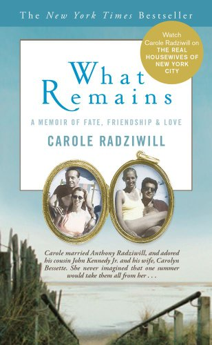 9781416531265: What Remains: A Memoir of Fate, Friendship, and Love