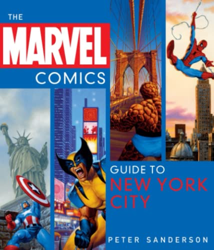 9781416531418: The Marvel Comics Guide to New York City