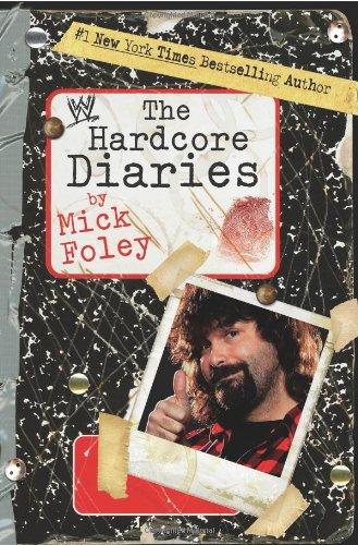 9781416531579: Hardcore Diaries (WWE)