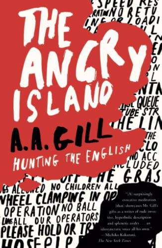 9781416531753: The Angry Island: Hunting the English