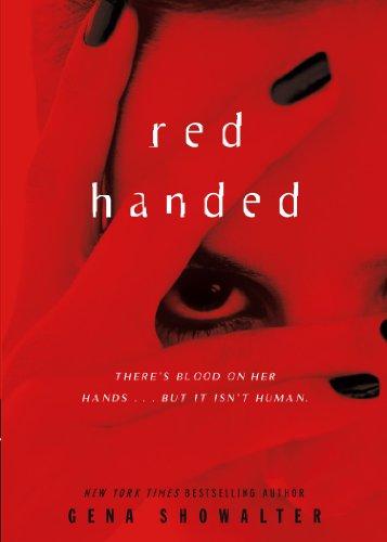 Red Handed (Teen Alien Huntress): Showalter, Gena