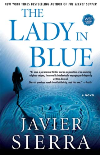 9781416532262: The Lady in Blue: A Novel