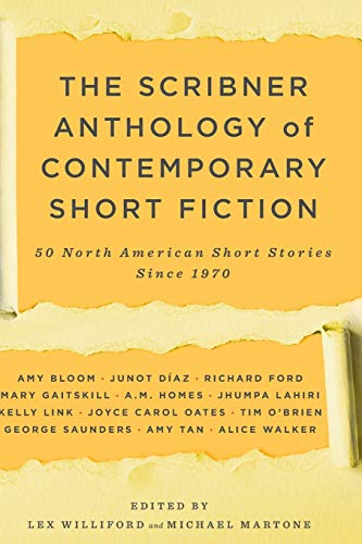 9781416532279: The Scribner Anthology of Contemporary Short Fiction: 50 North American Stories Since 1970 (Touchstone Books (Paperback))