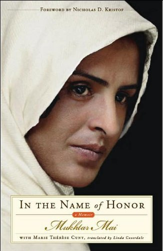 9781416532286: In the Name of Honor: A Memoir