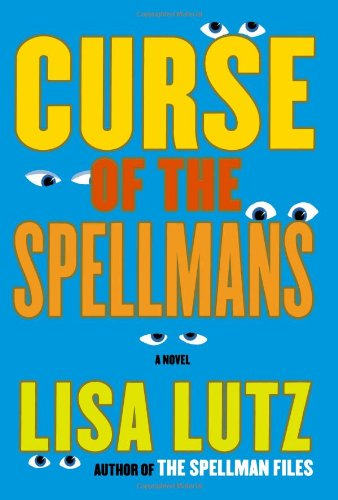 CURSE OF THE SPELLMANS (SIGNED): Lutz, Lisa