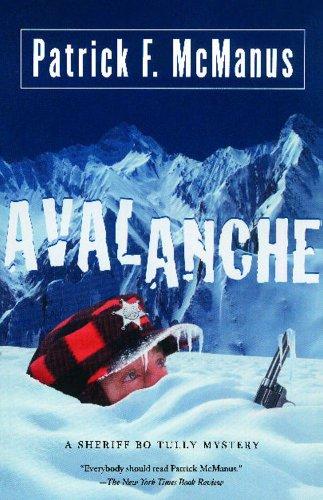 9781416532774: Avalanche: A Sheriff Bo Tully Mystery (Sheriff Bo Tully Mysteries)