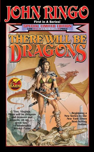 9781416532842: There Will Be Dragons (Council Wars)