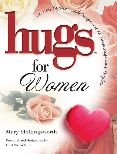 9781416534044: Hugs for Women: Stories, Sayings, and Scriptures to Encourage and Inspire