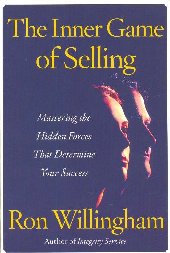 9781416534358: The Inner Game of Selling