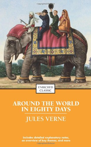 9781416534723: Around the World in Eighty Days (Enriched Classics)