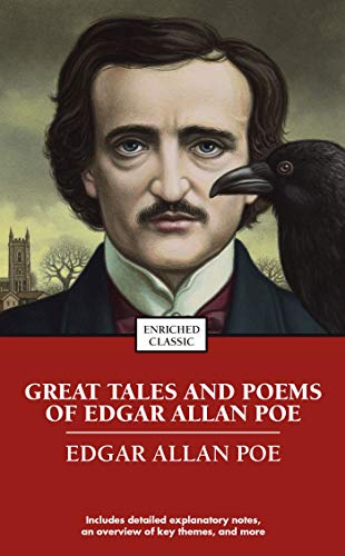 9781416534761: Great Tales and Poems of Edgar Allan Poe (Enriched Classics)