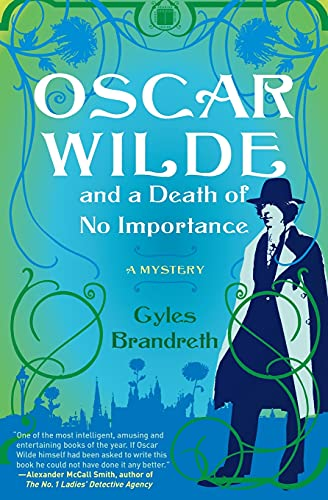 9781416534839: Oscar Wilde and a Death of No Importance: A Mystery (Oscar Wilde Murder Mystery Series)