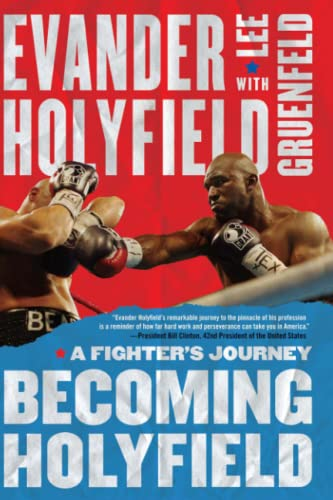 9781416534877: Becoming Holyfield: A Fighter's Journey
