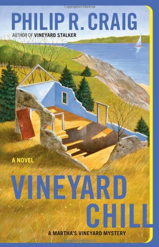 Vineyard Chill: A Martha's Vineyard Mystery (Martha's Vineyard Mysteries) (1416535586) by Craig, Philip R.