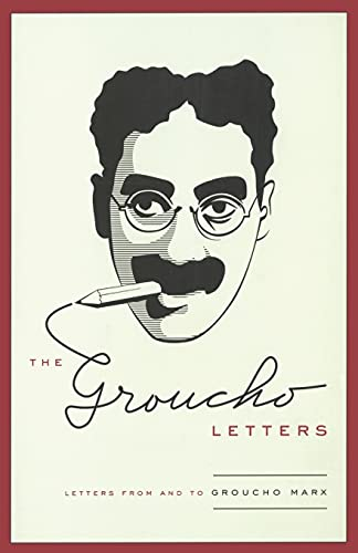 9781416536031: The Groucho Letters: Letters From and To Groucho Marx
