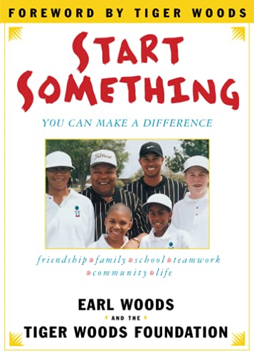 9781416537045: Start Something: You Can Make a Difference