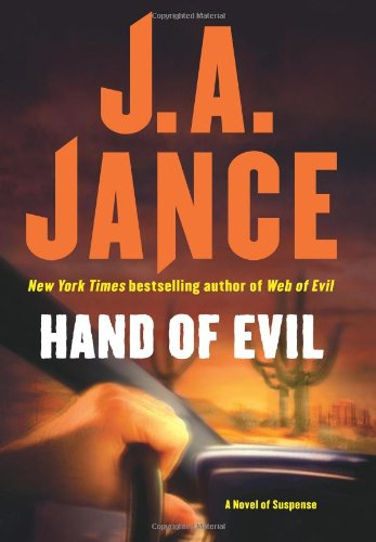 Hand of Evil: Jance, J. A.