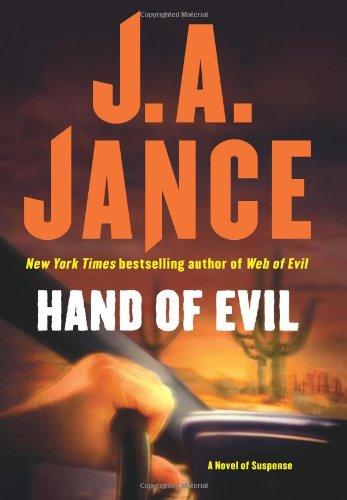 Hand of Evil (Ali Reynolds Mysteries): Jance, J.A.