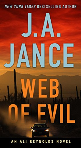 Web of Evil (2) (Ali Reynolds Series) (9781416537731) by Jance, J.A.