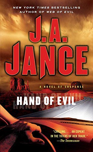 9781416537748: Hand of Evil (Ali Reynolds Series)