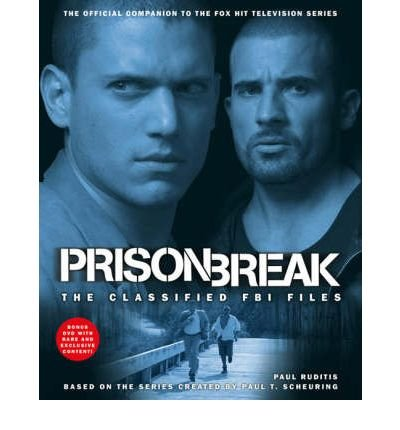 9781416538455: Prison Break: The Classified FBI Files