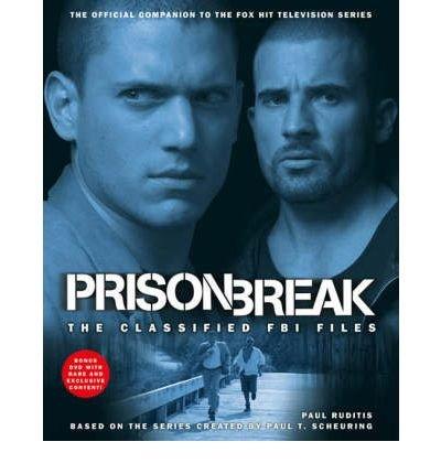 9781416538455: Prison Break: The Classified FBI Files