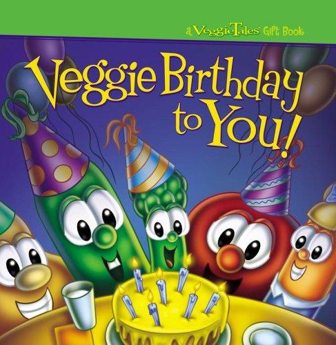 9781416540496: Veggie Birthday to You (Veggietales)