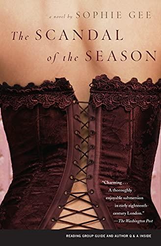 9781416540571: The Scandal of the Season: A Novel